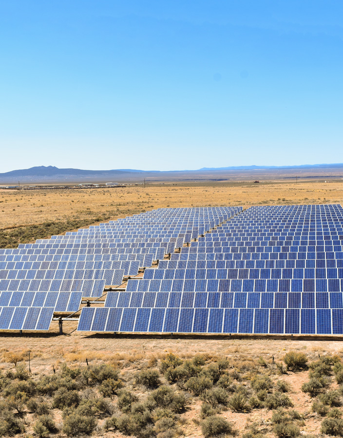 100% Daytime Solar Energy by 2022 - Kit Carson Electric